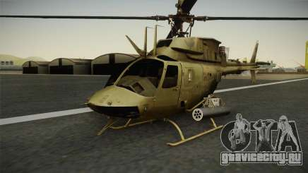 OH-58D Croatian Air Force для GTA San Andreas