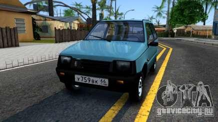 """ВАЗ 1111 """"Ока"""" для GTA San Andreas"""