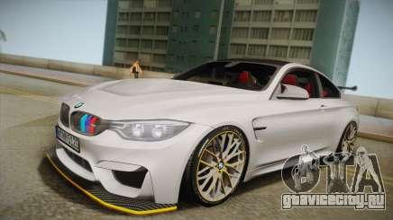 BMW M4 F82 2014 для GTA San Andreas