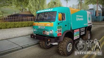 Iveco Petronas De Rooy для GTA San Andreas