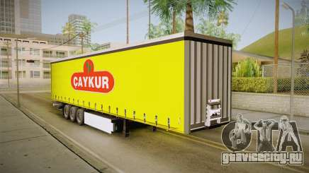 Caykur Trailer для GTA San Andreas