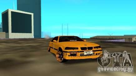 BMW 3 Series E36 для GTA San Andreas