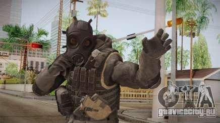 CoD 4: MW Remastered SAS v6 для GTA San Andreas