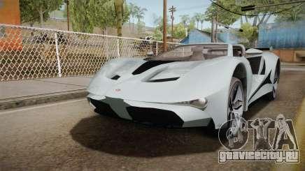 GTA 5 Vapid FMJ Roadster для GTA San Andreas