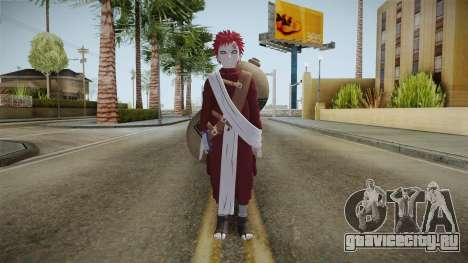 Gaara Red Body Suit для GTA San Andreas второй скриншот