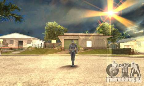 Мертвое эффект 2 ниндзя для GTA San Andreas