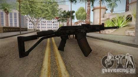 Survarium - VEPR для GTA San Andreas второй скриншот
