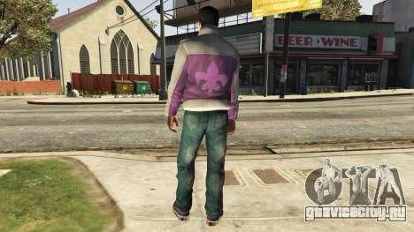 Johnny Gat для GTA 5 третий скриншот