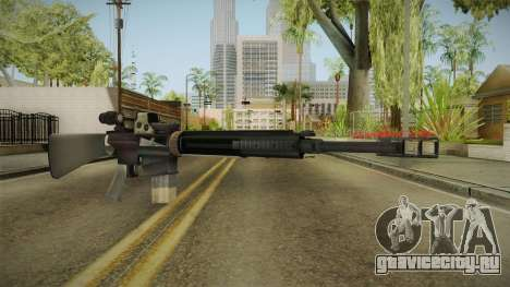Battlefield 4 - MK11 для GTA San Andreas