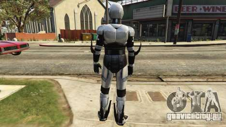 Shadow Moon для GTA 5 третий скриншот