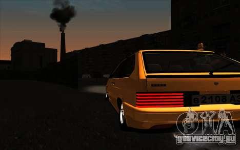 VAZ 21083i  American classic для GTA San Andreas вид справа