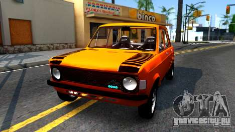 Fiat 128 v3 для GTA San Andreas