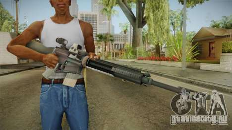Battlefield 4 - MK11 для GTA San Andreas третий скриншот
