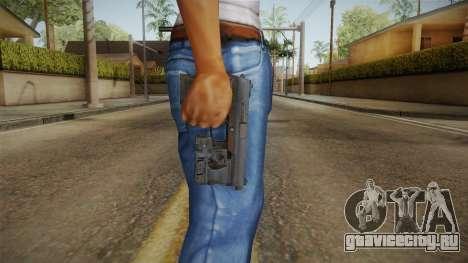 Metal Gear Solid 4 - MK23 Socom для GTA San Andreas