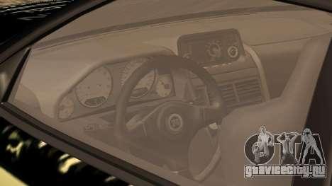 Nissan GTR R34 GTR CLAN для GTA San Andreas для GTA San Andreas вид сверху