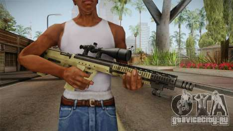 DesertTech Weapon 1 для GTA San Andreas