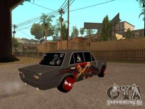 2101 БПАН для GTA San Andreas вид слева