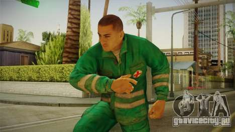 Medic DayZ v2 для GTA San Andreas
