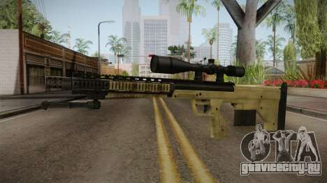 DesertTech Weapon 1 для GTA San Andreas второй скриншот