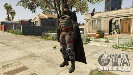 BAK Flashpoint Batman для GTA 5