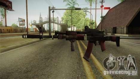 Battlefield 4 - AK-12 для GTA San Andreas