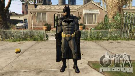 BAK Batman для GTA 5
