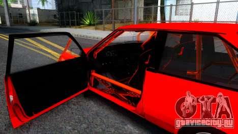 ВАЗ 2108 Drag для GTA San Andreas