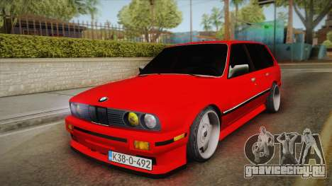 BMW 3 Series E30 Touring 3.8 BiTurbo для GTA San Andreas
