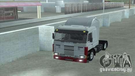 Scania 143M для GTA San Andreas колёса