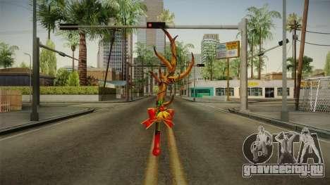 Vindi Xmas Weapon 4 для GTA San Andreas