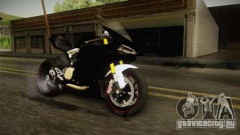Ducati 1299 Panigale S 2016 Tricolor для GTA San Andreas