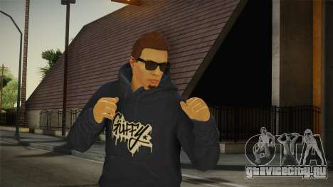GTA 5 Online DLC Male Skin для GTA San Andreas