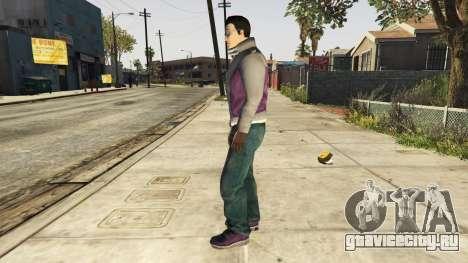 Johnny Gat для GTA 5 второй скриншот