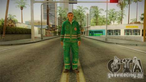 Medic DayZ v2 для GTA San Andreas второй скриншот