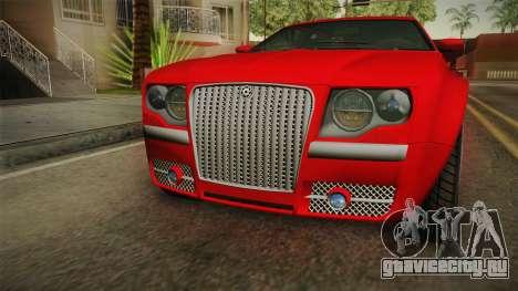 GTA 4 Schyster PMP600 для GTA San Andreas вид изнутри