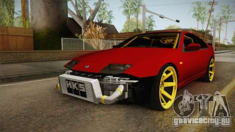 Nissan 300ZX Drift для GTA San Andreas