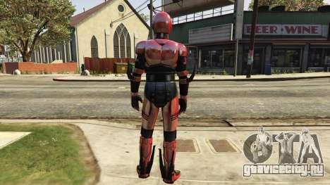 Red Moon для GTA 5 второй скриншот