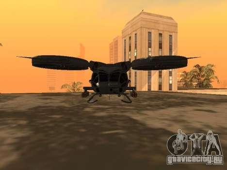 SA-2 Samson Armenian для GTA San Andreas вид слева