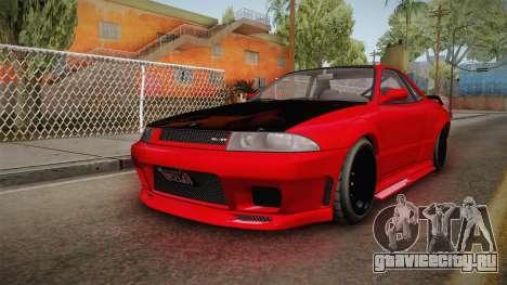GTA 5 Annis Elegy Retro Custom IVF для GTA San Andreas