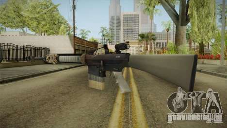 Battlefield 4 - MK11 для GTA San Andreas второй скриншот