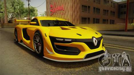 Renault Sport R.S.01 PJ1 для GTA San Andreas