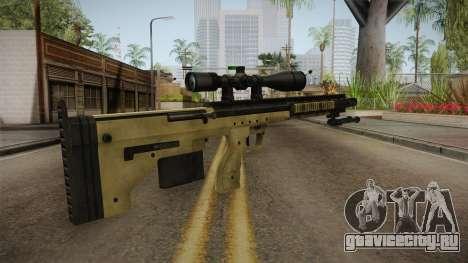 DesertTech Weapon 1 для GTA San Andreas третий скриншот