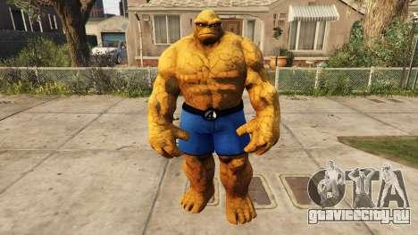 The Thing Pants для GTA 5