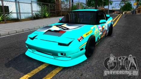 Nissan 200SX Pickup для GTA San Andreas