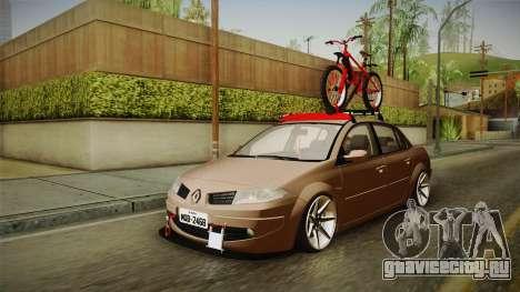 Renault Megane Sedan Stance для GTA San Andreas