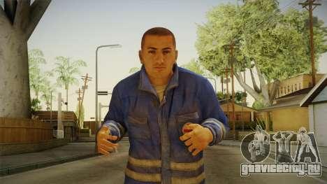 Medic DayZ v1 для GTA San Andreas