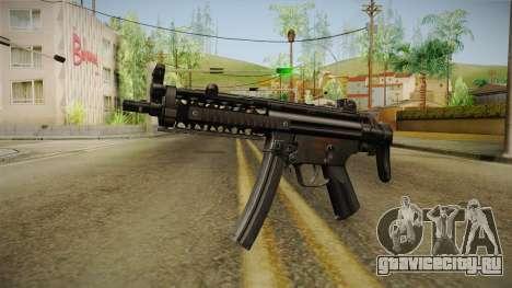 MP-5 v1 для GTA San Andreas