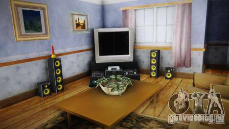 Entertainment System для GTA San Andreas второй скриншот