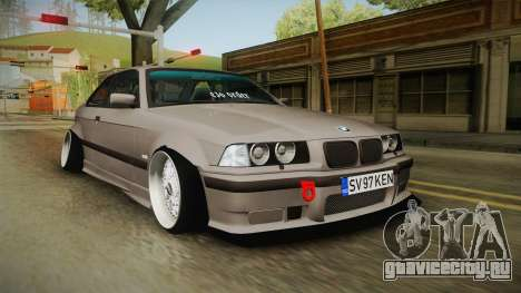 BMW 3 Series E36 ORDER для GTA San Andreas