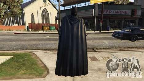 BAK Batman для GTA 5 второй скриншот